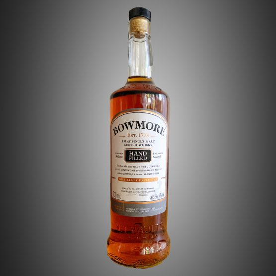 bowmore handfilled